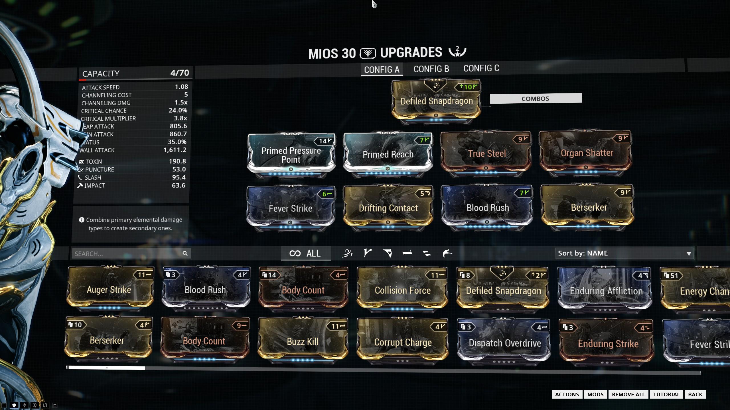 Mios Build